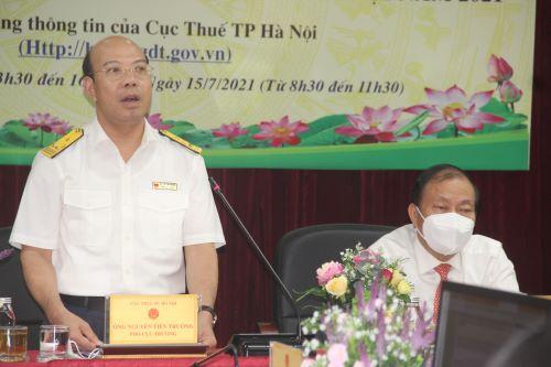 Hà Nội: 170 nghìn doanh nghiệp được hỗ trợ trực tuyến về chính sách thuế