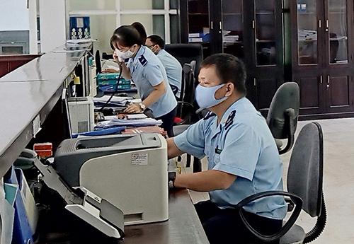 Chấn chỉnh việc thực hiện địa điểm đăng ký tờ khai hải quan nhập khẩu