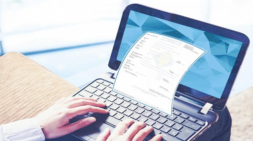 Bài 1: Lần đầu tiên hóa đơn điện tử được quy định trong luật