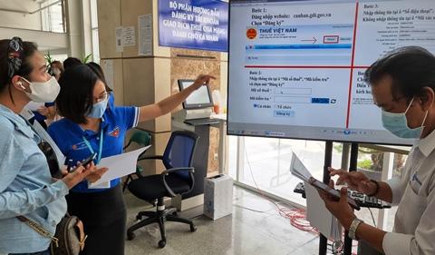 TP. Hồ Chí Minh: Tăng cường chống thất thu lĩnh vực thiết kế, xây dựng