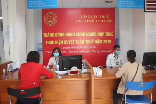 Hà Nội không tập huấn chính sách thuế do dịch Covid-19