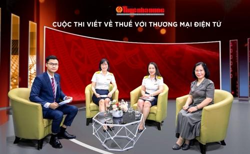 Khuyến khích các bài viết hiến kế quản lý thuế thương mại điện tử
