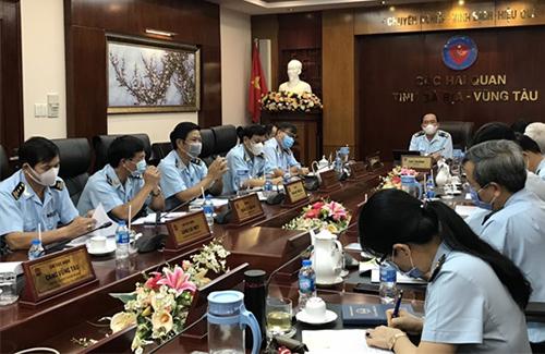 Cục Hải quan Bà Rịa - Vũng Tàu thu ngân sách đạt 4.266 tỷ đồng
