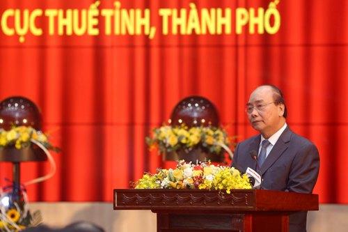 Thủ tướng ghi nhận ngành Tài chính đã đi đầu trong sắp xếp, tinh gọn bộ máy