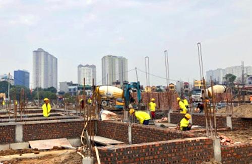 Doanh nghiệp xây dựng nhà ở xã hội được ưu đãi 10% thuế thu nhập doanh nghiệp