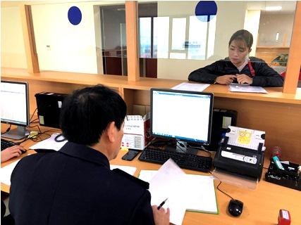 Công nhận địa điểm tập kết, kiểm tra, giám sát hàng hóa tại Hải Phòng và Long An