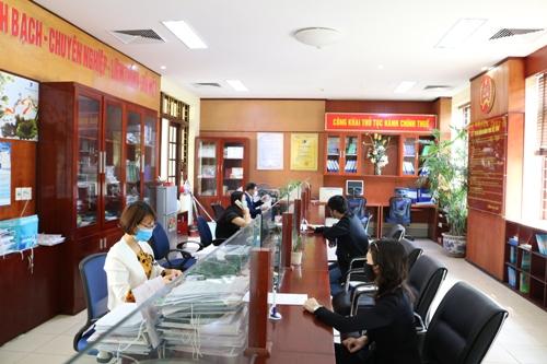 Lào Cai: 100% doanh nghiệp được cấp mã số thuế thực hiện khai thuế qua mạng