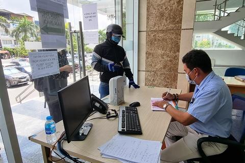 TP. Hồ Chí Minh: Nhận hồ sơ thuế qua đường email, bưu điện